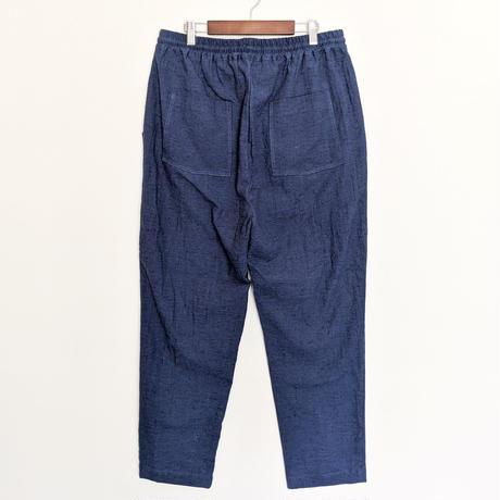 weac. / EASY FATIGUE PANTS  (LINEN COTTON)