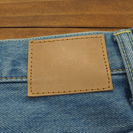 HATSKI / Regular Tapered denim Used