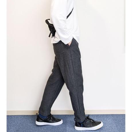 weac. / EASY FATIGUE PANTS  (HERRINGBONE)