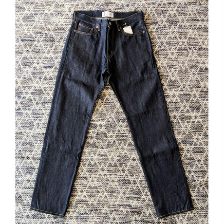 OUTPUT Originals / Serubitchi straight denim (Rigid)