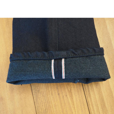 HATSKI / Regular Tapered Wool Denim