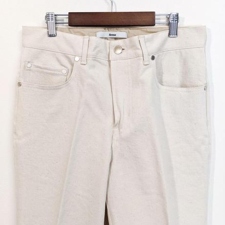 ämne / straight 11.5DENIM tidy jeans (Natural)