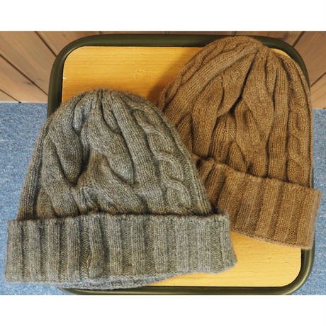 weac. / WOOL KNIT CAP