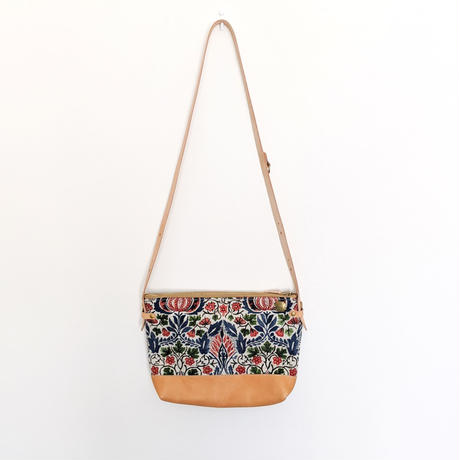 THE SUPERIOR LABOR / Willam Morris shoulder bag L