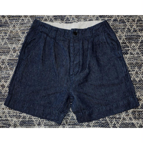HATSKI / 2Tack Linen Shorts