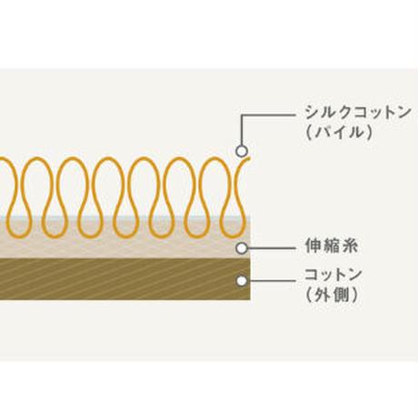 NISHIGUCHI KUTSUSHITA / シルクコットンホームソックス 《 3 color 》