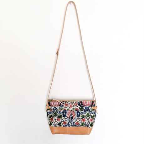THE SUPERIOR LABOR / Willam Morris shoulder bag S