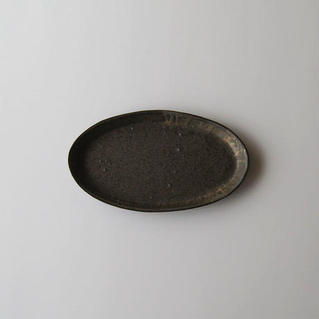 FOR SUCH A TIME Oval Plate 22cm