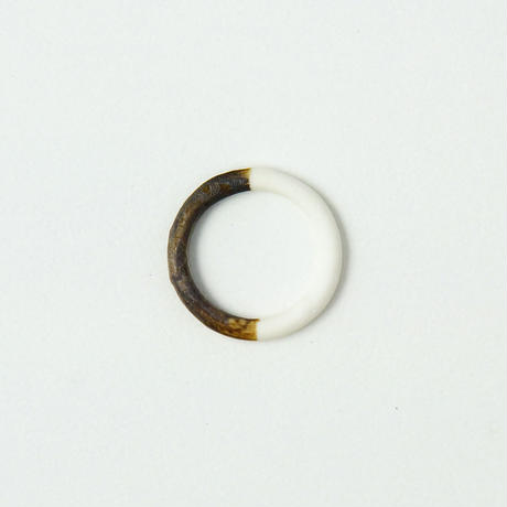 THIS SIDE  Ring Bronze