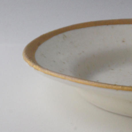 MY DISH Oval Plate Gold 28cm