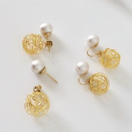 corori  pierce/earring