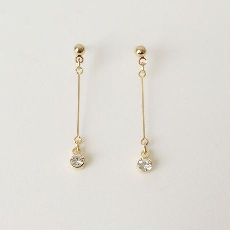 simple pierce/earring