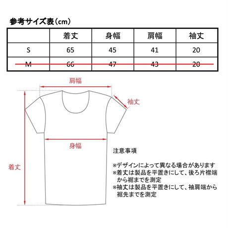 KOD Tシャツ 黒/金