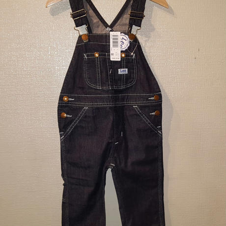 【Lee】OVERALL DENIM(OW)