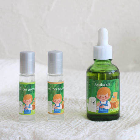 Kiddyoil 50ml(植物油)