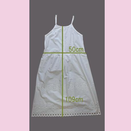Mii Mii 『布との出逢い インナードレス すずらん』