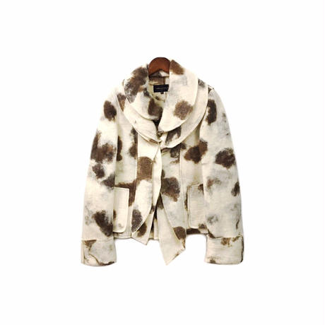 COMME des GARCONS - Wool Design Jacket (size - M) ¥32000+tax
