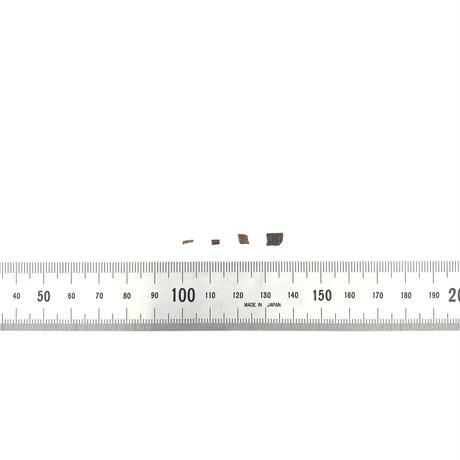 最上質黒油伽羅(刻み) 0.5g