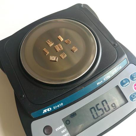 上質緑油伽羅(小割) 0.5g