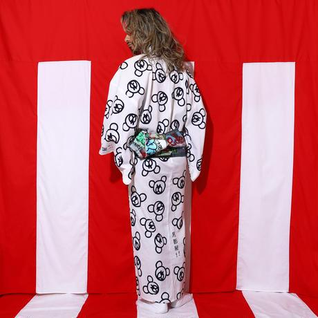 くまちゃんの浴衣