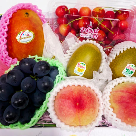 #44:フルーツ盛り合わせ (お祝い・お供え全般)