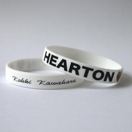 HEARTON オリジナルラバーバンド