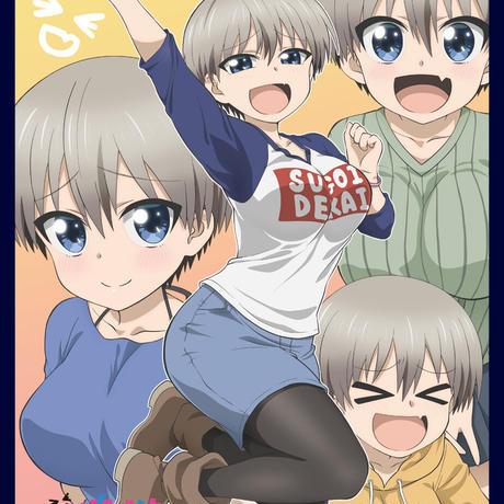 【予約商品】クロックワークス スリーブコレクションVol.48  宇崎ちゃんは遊びたい!
