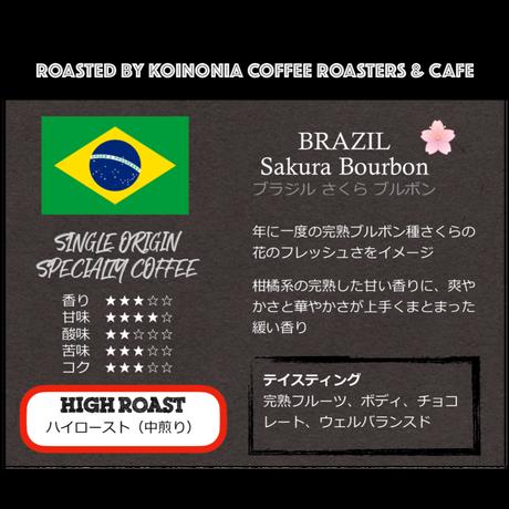 ブラジル さくら ブルボン / Brazil Sakura Bourbon (200g) 🇧🇷🌸