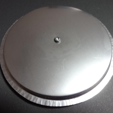 SNOWPEAKシングルチタンマグ600用 かぶとやま工房 チタニウムリッド