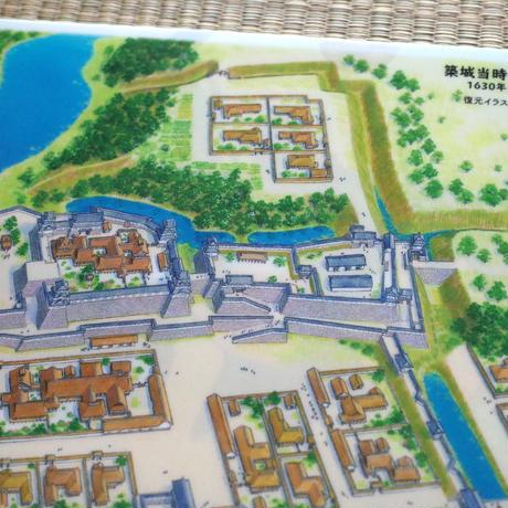 クリアファイル(明石城&小笠原忠政)