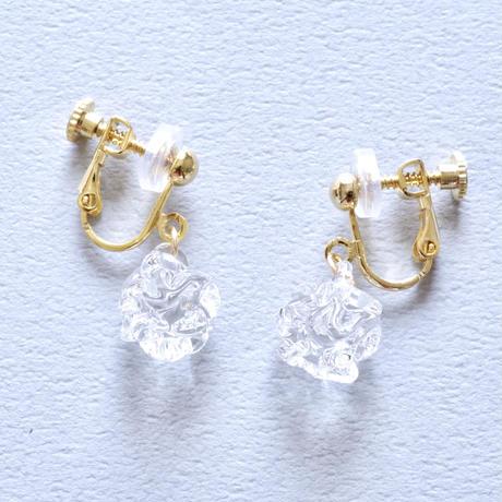14kgf Stardust earrings