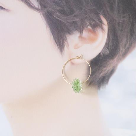 14kgf  Mizore hoops Spring Green