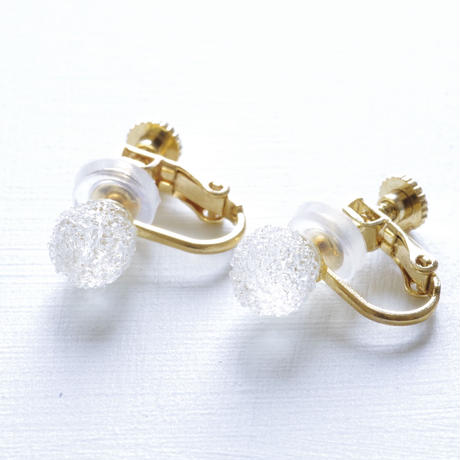 14kgf Bon Bon earrings Sugar