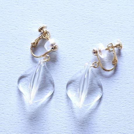 14kgf Conomi earrings