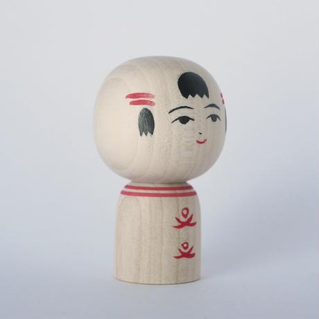 仙台弁こけしのこけし(ほほえみ)