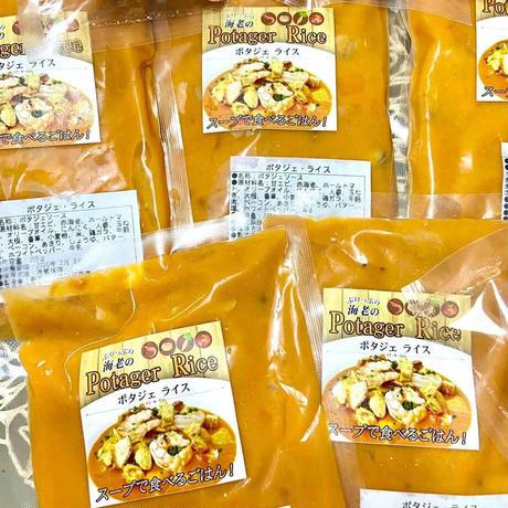 『海老のポタジェ・ライスソース』12パック 送料込!冷凍☆クール便にてお届け(クルトン付き)