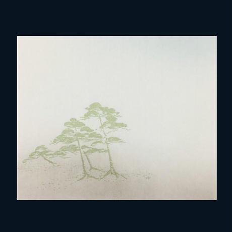 【在庫限り】春蘭 18×21㎝ 10枚入