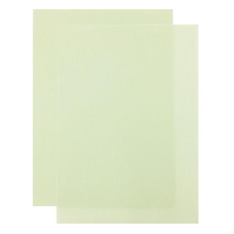 半懐紙 (新)ぎぼうし 染 40枚入(4色各10枚)