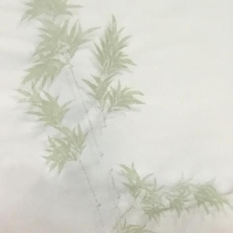 半切 千草 笹紋様(裾2色ぼかし) 10枚入