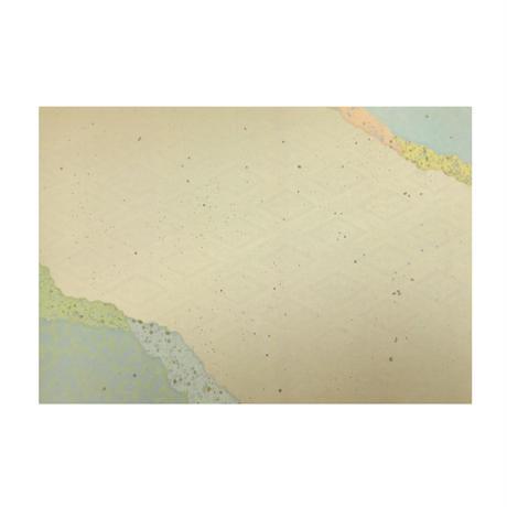 半懐紙 みやび (5色50枚入)