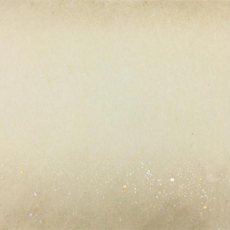 30×90㎝ 本楮紙 上下ぼかし切箔砂子 1枚売り