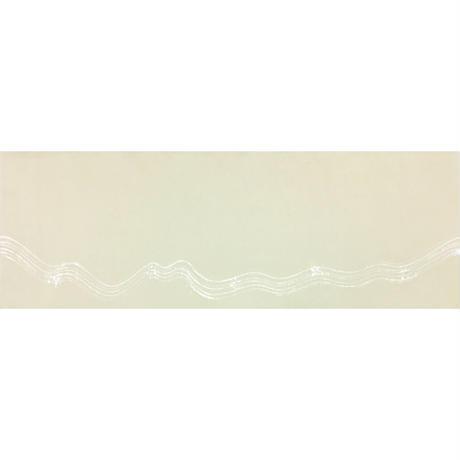 30×90㎝ 本楮紙 金線・銀線引き切箔砂子 1枚売り
