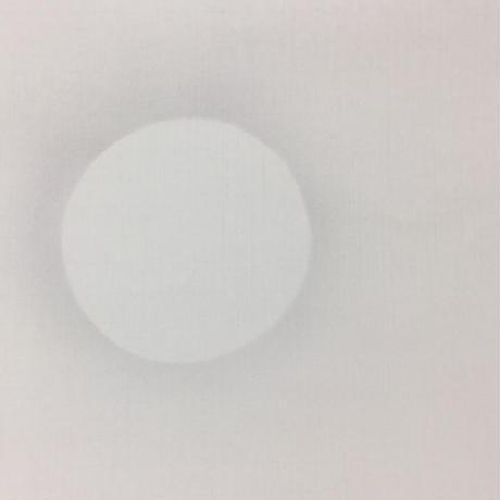 【現品限り・50%引き】半切 むくげ 月とススキ紋様(タテ) 10枚入