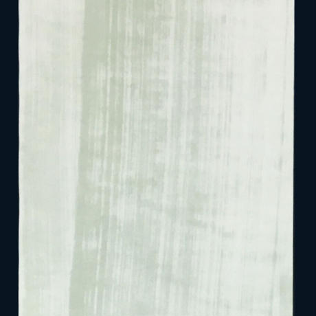 【限定】半切 紅梅 刷毛紋様(緑)6枚入