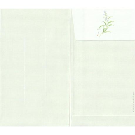 便箋封筒セット 花ごころ 野の花シリーズ