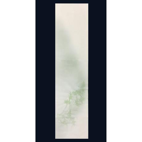 半切 千草 笹紋様(みどりぼかし) 10枚入