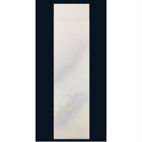 半切 千草 秋草紋様(紫ぼかし) 10枚入