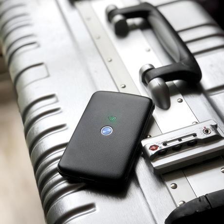 SmartGo Pokefi (ポケファイ)《スペシャルセット》基本料金0円、ボタン1つで世界100カ国・地区以上で使えるWiFi 高速4G LTE