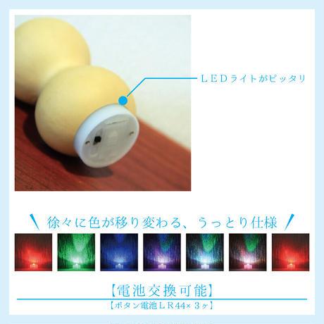 【1回分】オンラインDEひょうたんライト教室用キット【受講料&送料込み】