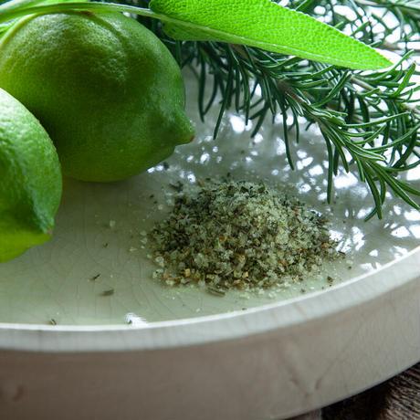 季節のハーブソルト 2020 Rosemary & Green Lemon